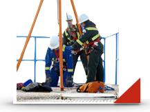 Spazi confinati bonifica cisterne di gasolio