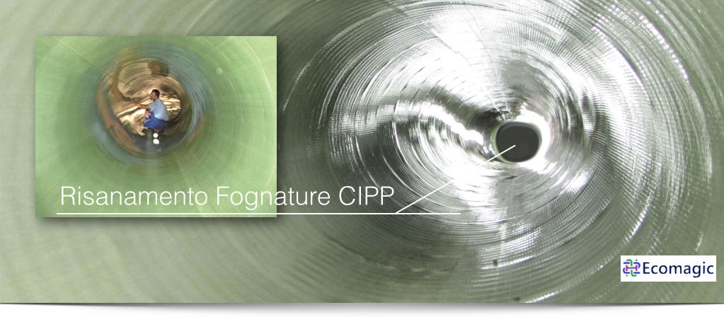 Risanamento Fognature CIPP