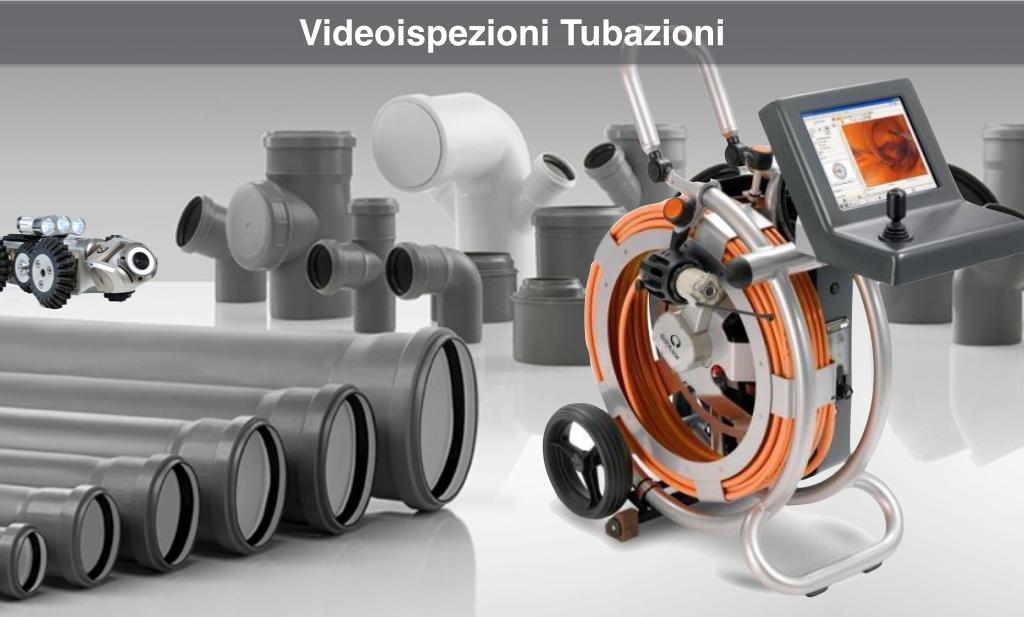 Videoispezioni Tubazioni Condotte fognarie