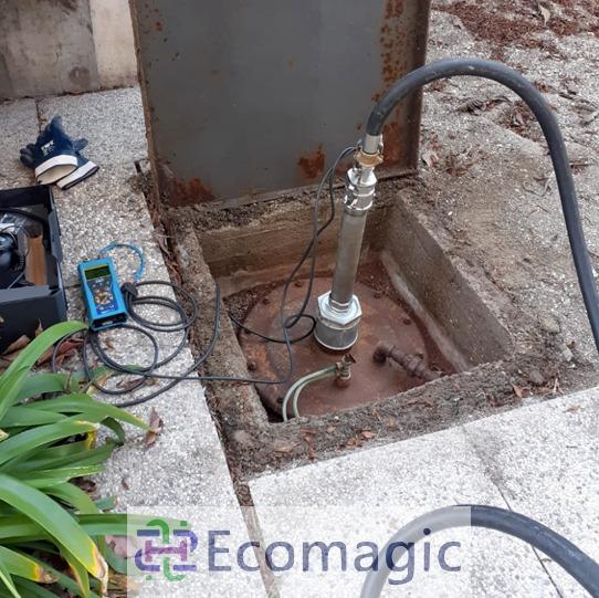 Come funziona il sistema di prova tenuta Cisterne con il metodo SDT?